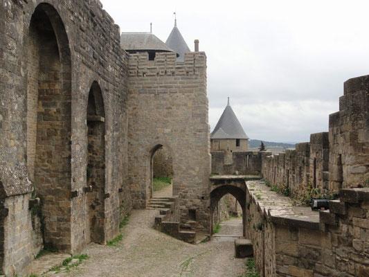 Carcassonne - Porte d'Aude