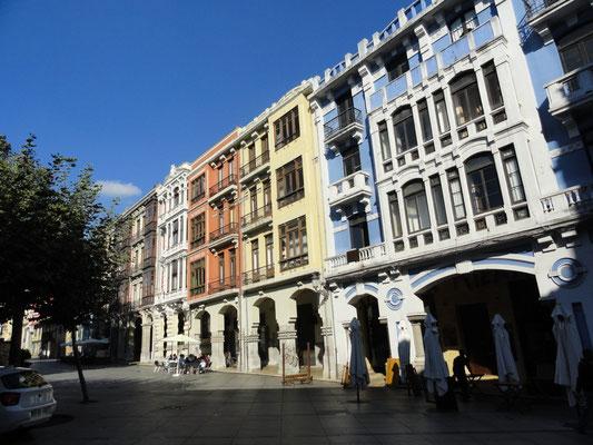 Avilés - Calle San Francisco