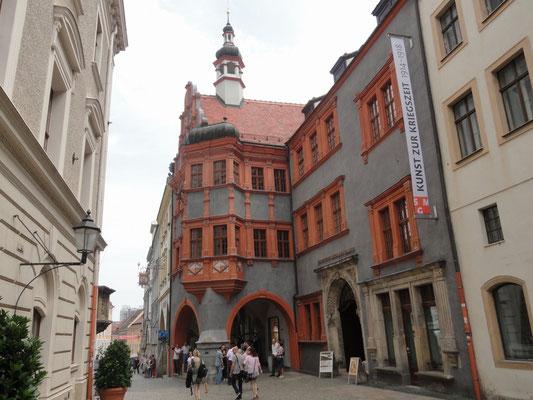 Görlitz - Schönhof - Schlesisches Museum