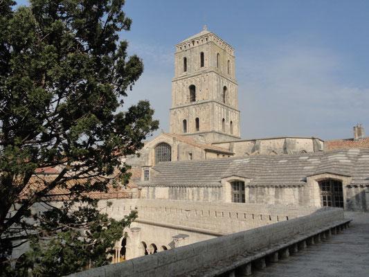 Arles - Kathedrale Saint-Trophime