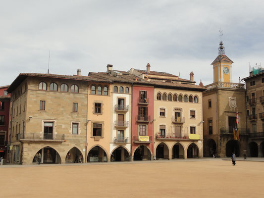 Vic - Plaza Major