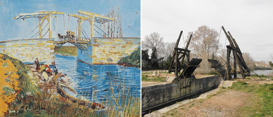 Arles - Pont de Langlois