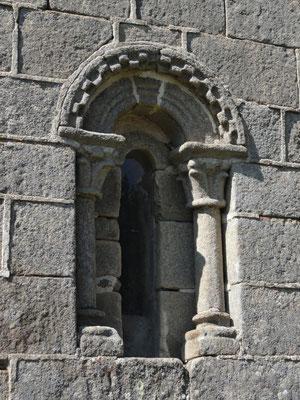 Saixón de Arriba - Romanische Kirche