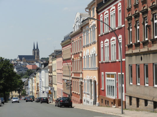 Hof - Oelsnitzerstrasse