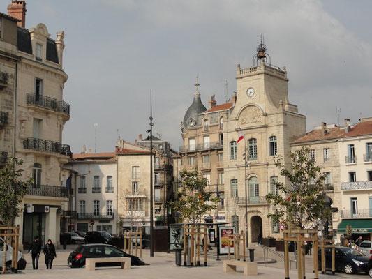 Béziers - Rathaus