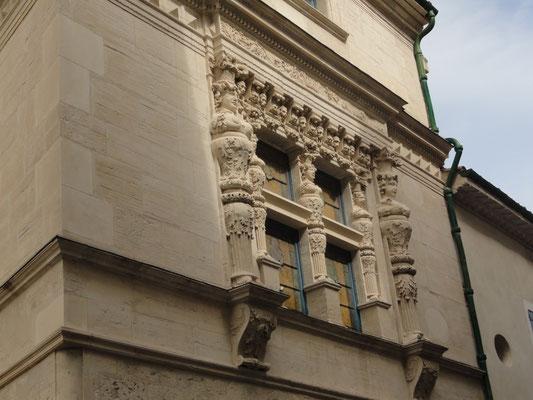 Narbonne - Haus der drei Nährmütter