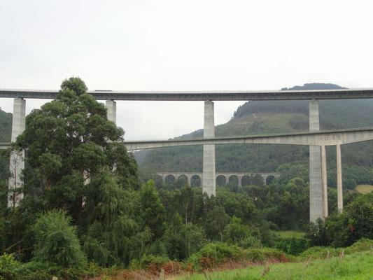 Brücken vor Mumayor