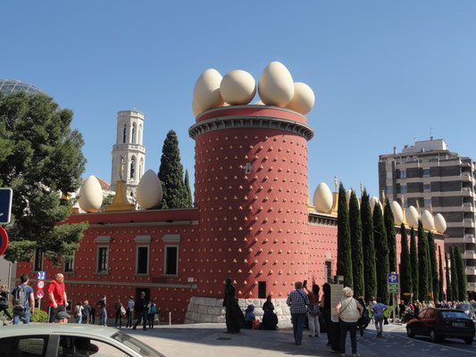 Figueres - Museum Salvador Dalí