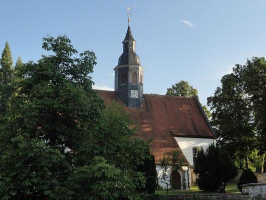 Fördergersdorf - Kirche