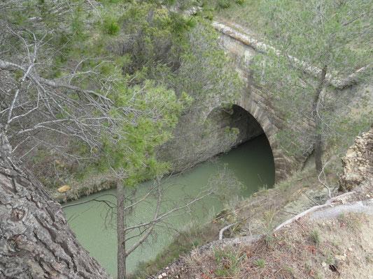 Canal du Midi - Tunnel de Malpas