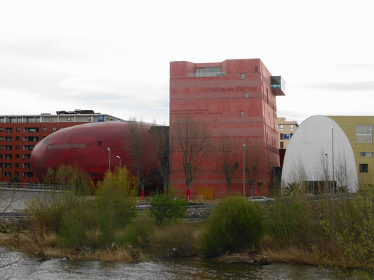 Perpignan - Theater
