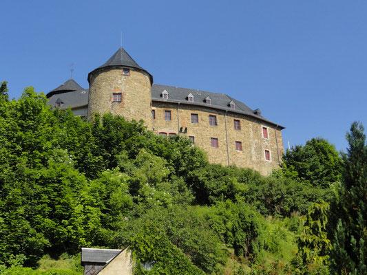 Oelsnitz Vogtland - Schloss Voigtsberg