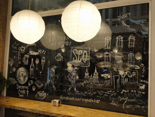 Santiago - SCQ Cafe Bar