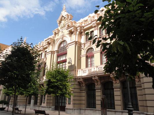 Avilés - Theater Palacio Valdes