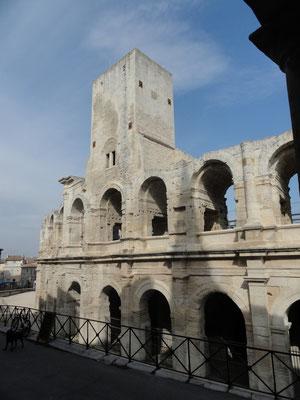 Arles - Arènes