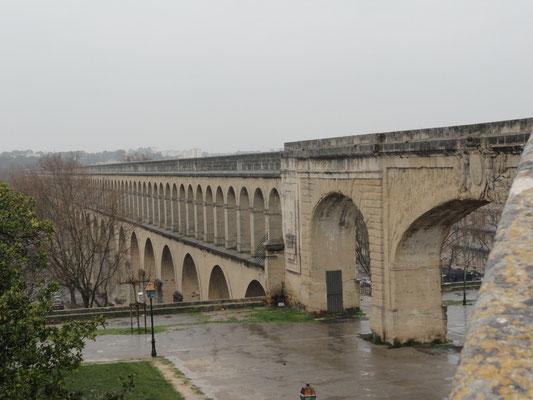 Montpellier - Aqueduc de Saint-Clément