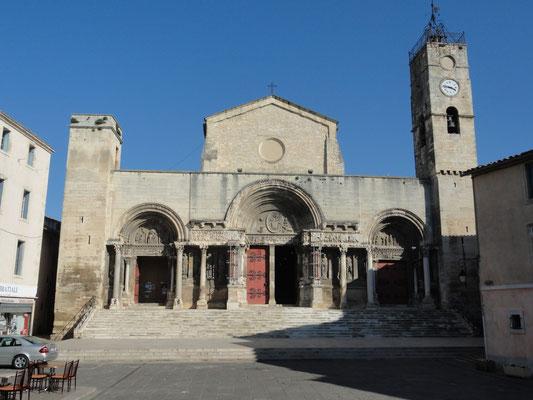 Saint-Gilles-du-Gard - Abteikirche