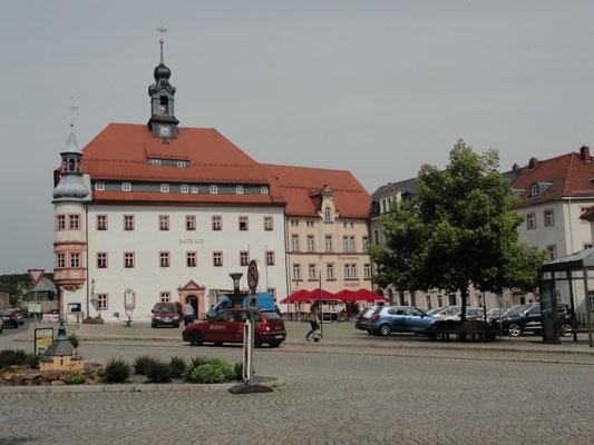 Oederan - Rathaus