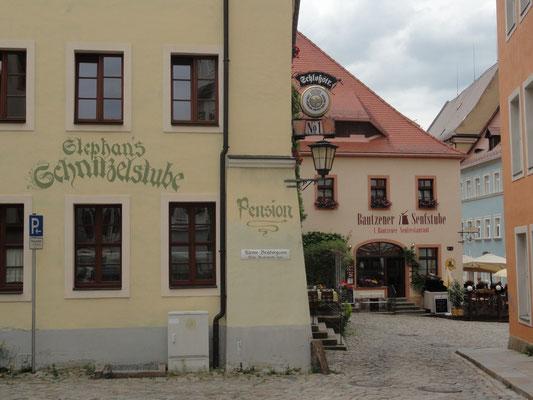 Bautzen - Stephans Schnitzelstube