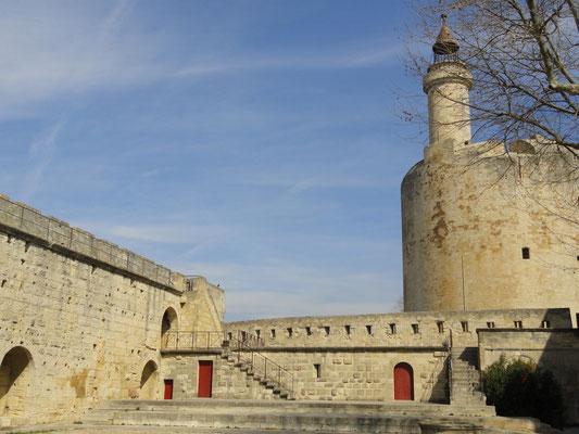 Aigues-Mortes - La Tour de Constance