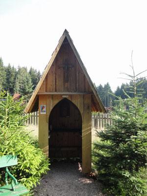 Irfersgrün - Jakobskapelle