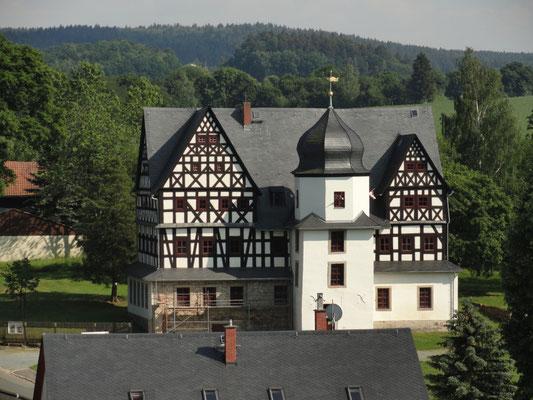 Treuen - Schloss