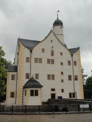Klaffenbach - Wasserschloss
