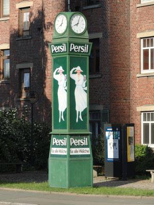 Oelsnitz Vogtland - Persiluhr