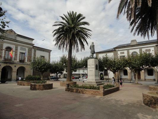 Tapia de Casariego - Plaza de la Constitutión