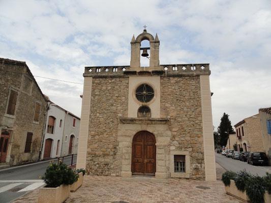 Sallèles-d'Aude - Kapelle Saint Roch
