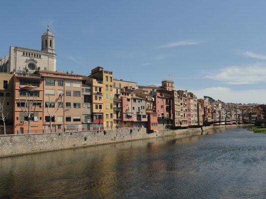 Girona - Rio Onyar