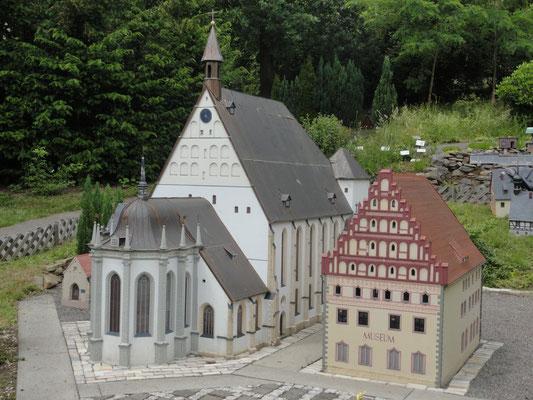 Oederan - Kleinerzgebirge - Freiberg Dom