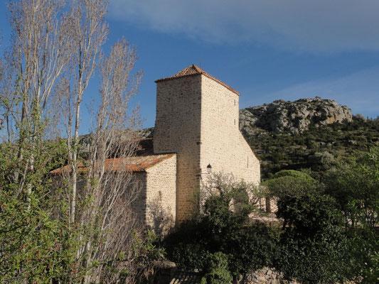 Fitou - L'Eglise Saint Julien et Sainte Basilisse