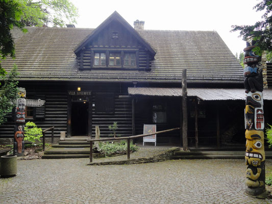 Radebeul - Karl-May-Museum