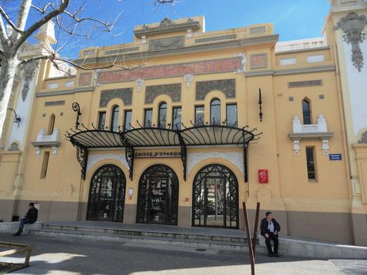 Perpignan - früheres Cinema Castillet