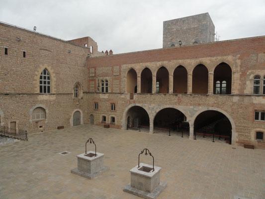 Perpignan - Palast der Könige von Mallorca