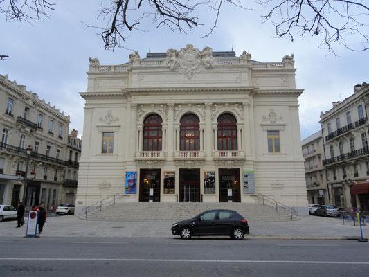 Sète - Theater Molière