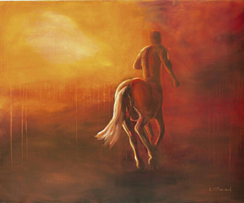 Le centaure en enfer