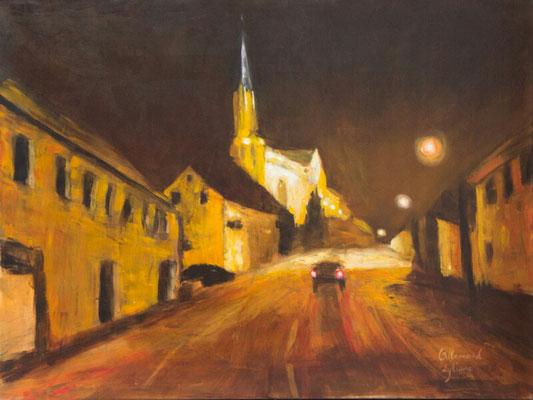 Le village veille