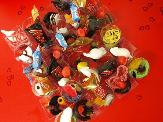 Candy Box 30 teilig  Preis: 15 Euro
