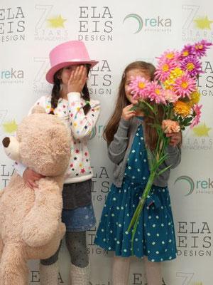 Fotoshooting Kindergeburtstag Indoor Düsseldorf für Mädchen