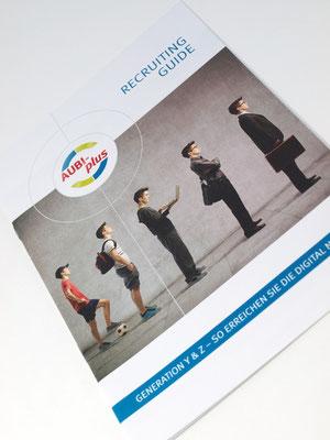 """Handbuch """"Recruiting Guide"""""""