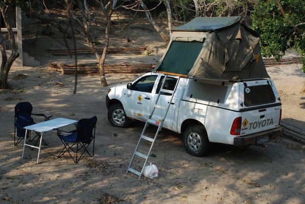 Xai Xai, Mosambik