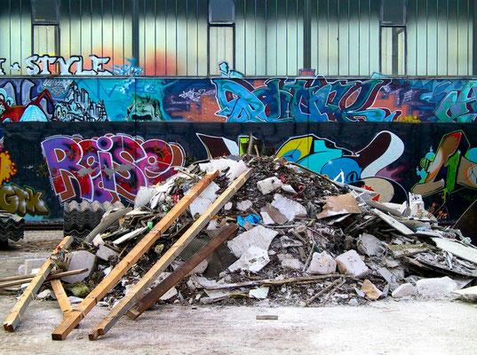 Graffiti, 2006