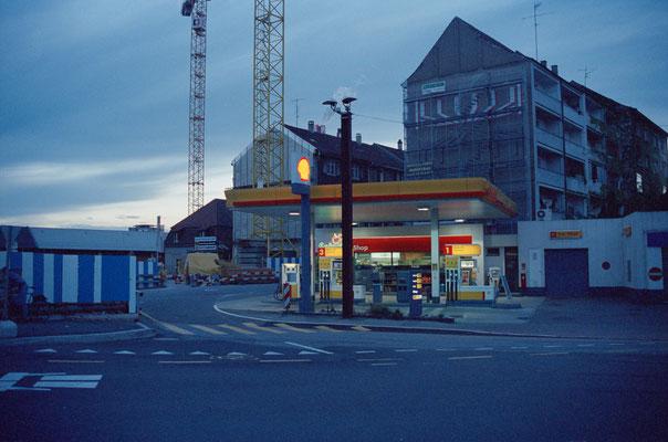 Tankstelle I, 2001