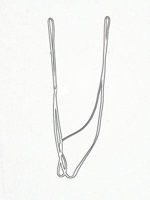 Wurf 1, 2010, Inkjetprint, 42 x 59,4 cm