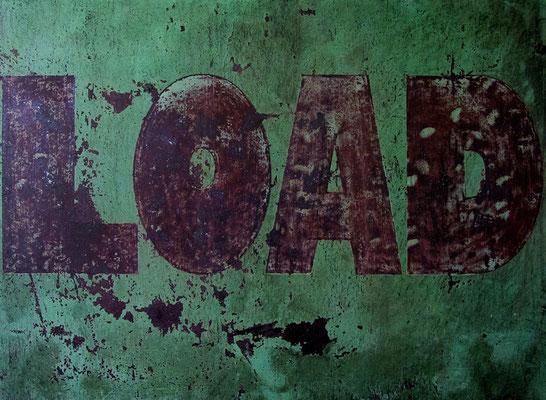 LOAD, 2005, Safe-Tablar, 54 x 39,5 cm