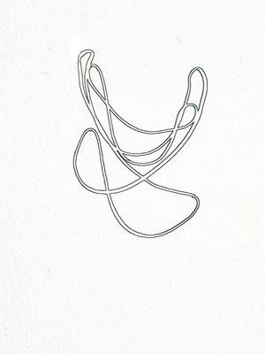 Wurf 8, 2010, Inkjetprint, 42 x 59,4 cm