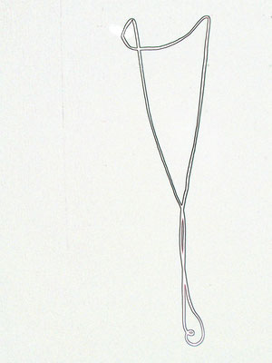 Wurf 7, 2010, Inkjetprint, 42 x 59,4 cm