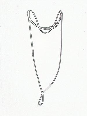 Wurf 12, 2010, Inkjetprint, 42 x 59,4 cm